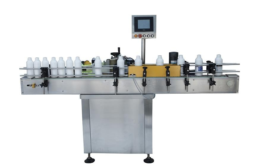 plant labeling machine