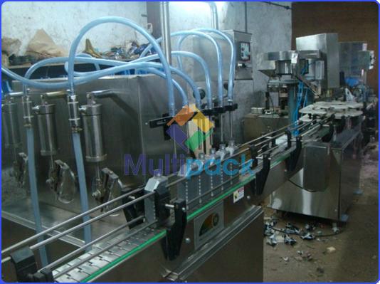 Motor Oil Filling Machine Engine Oil Filler Machine
