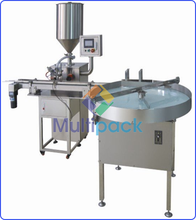lip balm filling machine