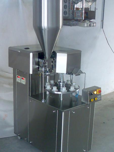 tub filling machine