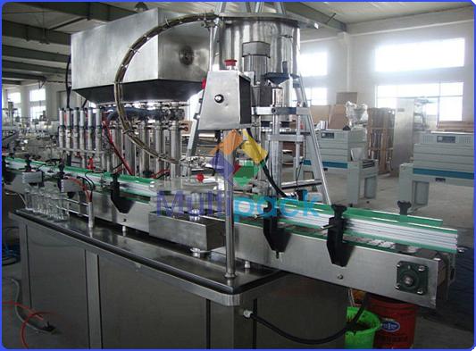 Essential Oil Bottle Filling Machine Essential Oil