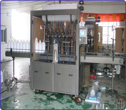 Pesticides Liquid Bottle Filling Machine
