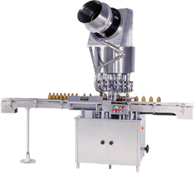 Rotary Bottle Screw Capping Machine Rotary Screw Capper