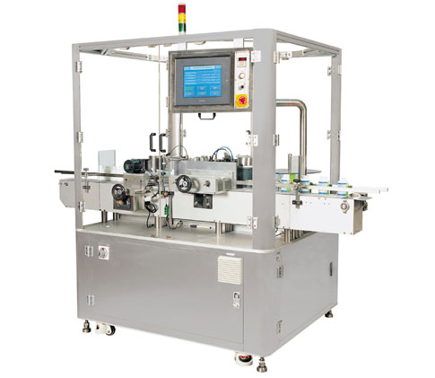 Sticker Labelling Machine Labeling For Bottles And Jars